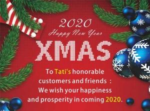 2020 聖誕節快樂 & 新年快樂 !