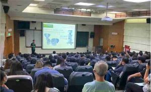 "Ta Ti Hsing machinery corp. was invited to participate in [National Chung Hsing University -Lecture of Department of Food Science]-""Discussion on Soybean Characteristics and Processing Technology"""