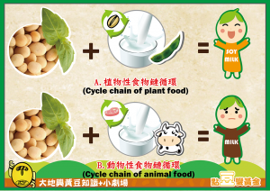 Soy Food Features