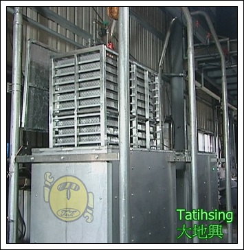 Semi-Auto Sterilization And Cooling System