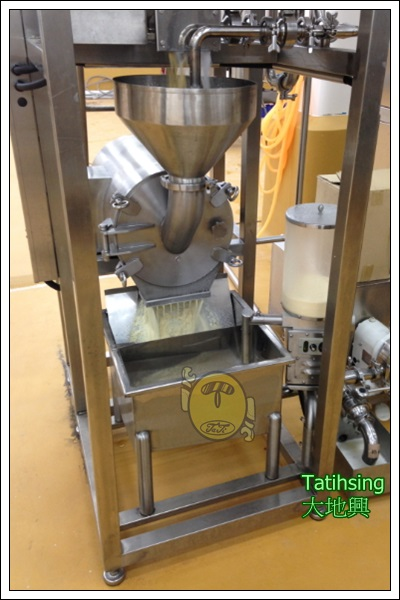 Stainless Steel Butterfly Rotary Type Grinder