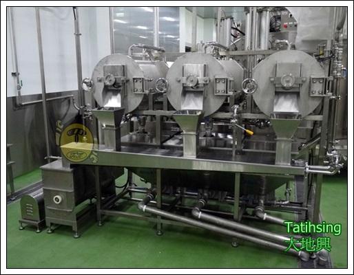 DSF 桶式-擠壓過濾機