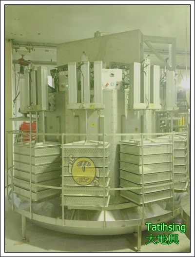 Rotary Press Machine