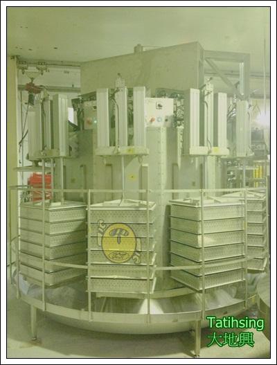 自動圓盤式氣壓台