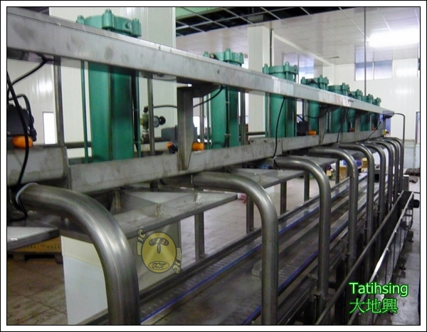 Automatic Pressing Conveyor