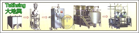 Auto Continuous Soymilk Making Machine